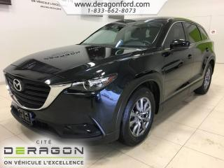 Used 2018 Mazda CX-9 Gs 7 Passagers for sale in Cowansville, QC