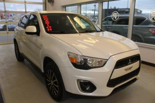 Used 2014 Mitsubishi RVR traction intégrale 4 portes CVT SE for sale in Lévis, QC
