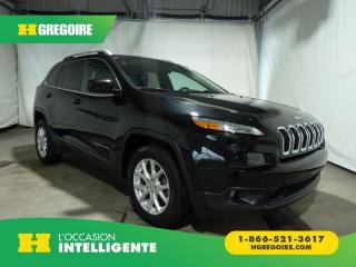 Used 2015 Jeep Cherokee North Awd V6 for sale in St-Léonard, QC