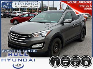 Used 2014 Hyundai Santa Fe Sport 2.4 Luxury AWD for sale in Gatineau, QC