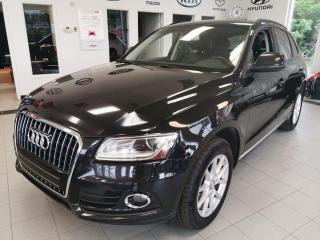 Used 2013 Audi Q5 CUIR / AWD / BAS MILLAGE for sale in Sherbrooke, QC