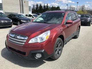 Used 2014 Subaru Outback 2.5L/PREMIUM/AWD/MAG for sale in Sherbrooke, QC