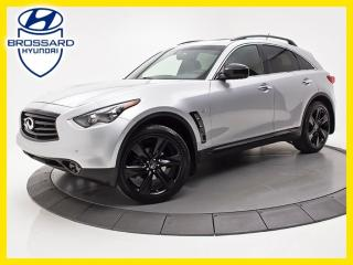 Used 2015 Infiniti QX70 Sport T.ouvrant Mags for sale in Brossard, QC