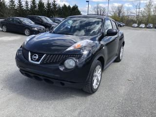 Used 2013 Nissan Juke AUTOMATIQUE/BLUETOOTH/A/C for sale in Sherbrooke, QC