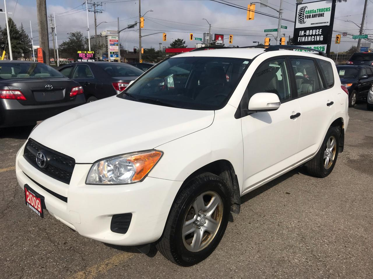 2009 Toyota RAV4 AWD l Heated Wipers l Traction Control