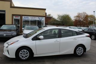 Used 2018 Toyota Prius for sale in Brampton, ON