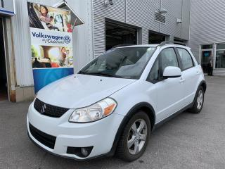 Used 2010 Suzuki SX4 5dr Jx Awd At W Esp for sale in Gatineau, QC