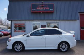 Used 2012 Mitsubishi Lancer SE for sale in Lévis, QC