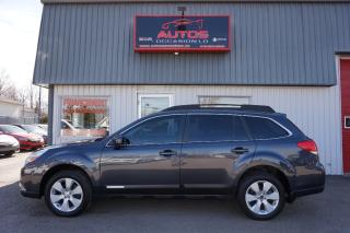 Used 2010 Subaru Outback 2.5i Premium Awd for sale in Lévis, QC
