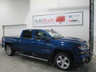 Used 2016 Chevrolet Silverado 1500 LT Z71 **MAGS**CAM RECUL**SIÈGES CHAUFFA for sale in Mirabel, QC