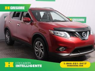 Used 2015 Nissan Rogue SL AWD CUIR TOIT NAV for sale in St-Léonard, QC