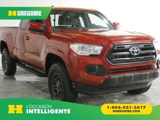 Used 2016 Toyota Tacoma SR ACCESS CAB AC for sale in St-Léonard, QC