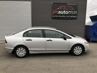Used 2008 Honda Civic DX for sale in Québec, QC