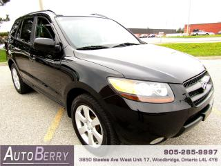 Used 2007 Hyundai Santa Fe GL - FWD - 3.3L for sale in Woodbridge, ON