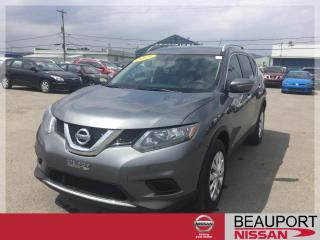 Used 2015 Nissan Rogue S FWD ***BALANCE GARANTIE*** for sale in Beauport, QC