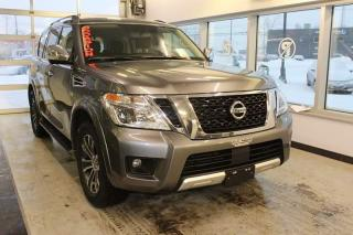 Used 2017 Nissan Armada CECI ARMADA 2018 for sale in Lévis, QC