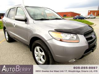 Used 2007 Hyundai Santa Fe GL - AWD - 3.3L for sale in Woodbridge, ON