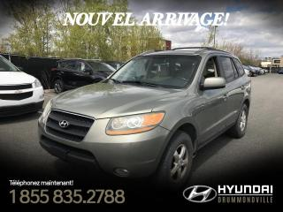 Used 2009 Hyundai Santa Fe GL + V6 + AWD + 108 685 KM  + MAGS + CRU for sale in Drummondville, QC