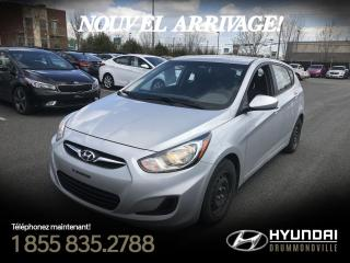 Used 2014 Hyundai Accent GL + BLUETOOTH + MAGS + WOW !! for sale in Drummondville, QC