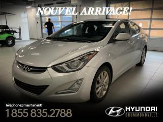 Used 2015 Hyundai Elantra SPORT + GARANTIE + TOIT + MAGS + FOGS + for sale in Drummondville, QC