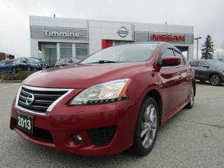 Used 2013 Nissan Sentra S for sale in Timmins, ON