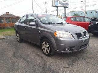Used 2007 Pontiac Wave SE for sale in Mascouche, QC