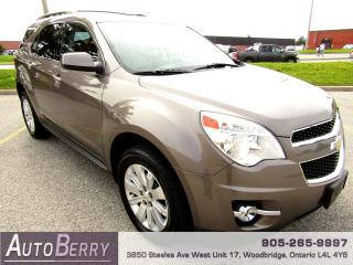Used 2010 Chevrolet Equinox LT - AWD - 3.0L for sale in Woodbridge, ON