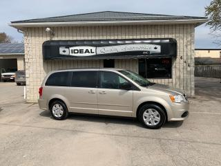 Used 2012 Dodge Grand Caravan SE for sale in Mount Brydges, ON