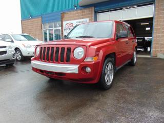 Used 2007 Jeep Patriot 4 RM, 4 portes, Limited for sale in St-Eustache, QC