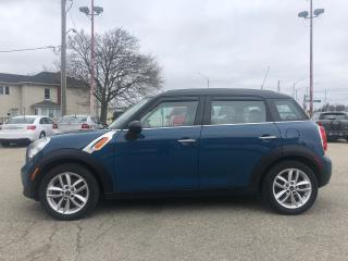 Used 2012 MINI Cooper Countryman 1.6L/NO ACCIDENT/CERTIFIED for sale in Cambridge, ON