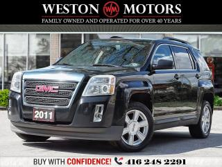 Used 2011 GMC Terrain SLT*ACC FREE*REVERSE CAM!!* for sale in Toronto, ON
