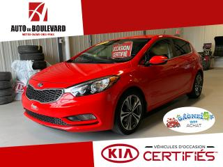 Used 2016 Kia Forte5 EX HAYON AUTO BEAU LOOK 173HP for sale in Notre-Dame-des-Pins, QC
