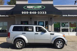 Used 2009 Dodge Nitro SE for sale in Mississauga, ON