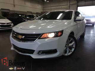 Used 2014 Chevrolet Impala Demarreur/navigation for sale in Blainville, QC
