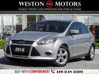 Used 2014 Ford Focus SE*POWER GROUP*BLUETOOTH!!*UNBELIEVABLE SHAPE!!* for sale in Toronto, ON