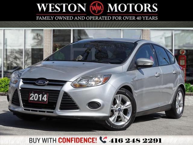 2014 Ford Focus SE*POWER GROUP*BLUETOOTH!!*UNBELIEVABLE SHAPE!!*