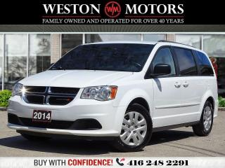 Used 2014 Dodge Grand Caravan SXT*POWER GROUP*AUX*ACC FREE!!* for sale in Toronto, ON
