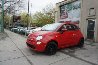 Used 2013 Fiat 500 Décapotable 2 portes Pop for sale in Laval, QC
