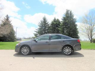 Used 2012 Toyota Camry LE- One Owner for sale in Thornton, ON