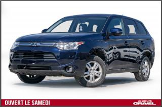 Used 2014 Mitsubishi Outlander Se Pneu for sale in Ile-des-Soeurs, QC