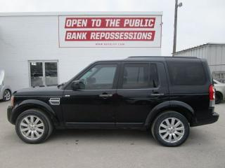 Used 2012 Land Rover LR4 HSE LUX for sale in Toronto, ON