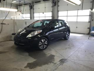 Used 2016 Nissan Leaf 4dr HB for sale in St-Hyacinthe, QC