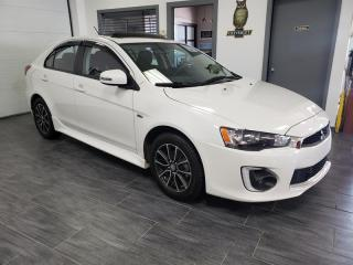 Used 2017 Mitsubishi Lancer for sale in Châteauguay, QC