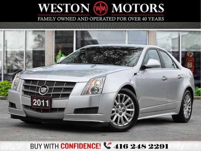 2011 Cadillac CTS CTS4*LEATHER*SUNROOF*POWER GROUP!!*