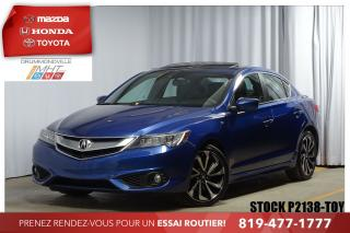 Used 2016 Acura ILX A-SPEC for sale in Drummondville, QC