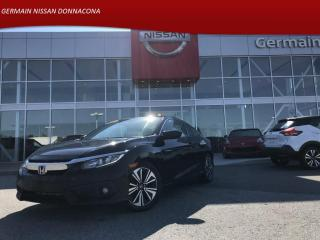 Used 2016 Honda Civic EX-T - AUTOMATIQUE - CAMÉRA - for sale in Donnacona, QC