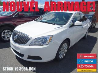 Used 2014 Buick Verano A/c+revit+32 519 for sale in Drummondville, QC
