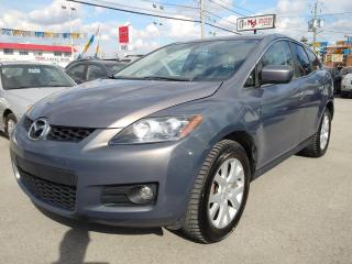 Used 2007 Mazda CX-7 traction intégrale for sale in Laval, QC