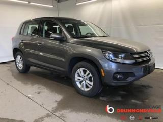 Used 2013 Volkswagen Tiguan Trendline for sale in Drummondville, QC