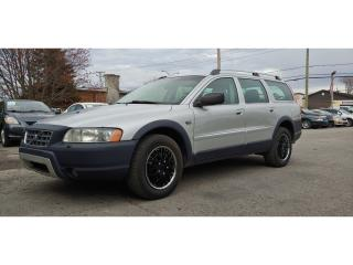 Used 2006 Volvo XC70 2.5l Turbo Awd for sale in St-Jérôme, QC